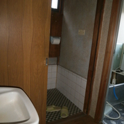 【ベランダ・風呂周りリフォーム】南区 K様邸 工事前画像